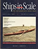 "Ships in Scale: Modeling Chesapeake 17 Kayak; Sail Handling- Modeling Ship to Match Reality; the Journal of the ""Comet"" Part 1; Ups and Downs of Scratch Builder Part 3; Goldenriver Eagle Musem in St. Louis Mo; Milling Machine Is More Than Drill Press (Vol. XIV No. 1)"