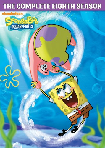SpongeBob SquarePants: Season 8 (Spongebob Dvd Season compare prices)