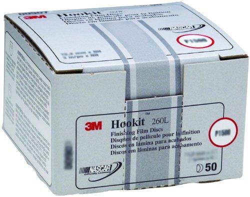3M 00968 Hookit 6