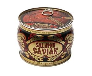 Podarochnaya Salmon (Red) Caviar 500 g (17.7 oz.) can