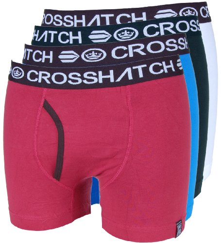Crosshatch Men's 'Comrade' Designer Boxer Shorts