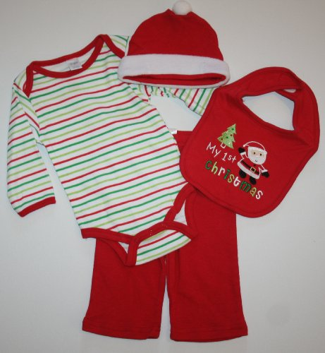 3 Piece Baby Bib Set