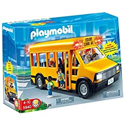 PLAYSchool Bus
