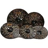 Meinl Cymbals CCD460+18 Classics Custom Dark Pack Bonus Cymbal Box Set with FREE 18
