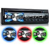 XOMAX XM-CDB619 Autoradio mit CD-Player +...