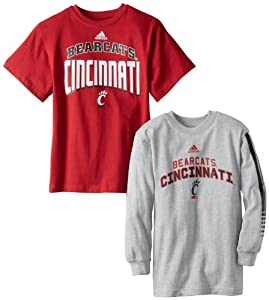 Buy NCAA Cincinnati Bearcats 3-in-1 Combo Tee by adidas