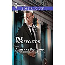 The Prosecutor (       UNABRIDGED) by Adrienne Giordano Narrated by Anthony Bowden