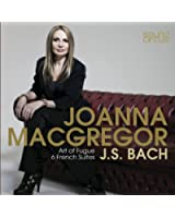 Art of Fugue: 6 French Suites: Joanna Macgregor