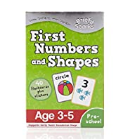 Bright Sparks First Numbers & Shapes Book