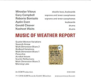 Music From Weather Report