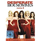 "Desperate Housewives - Staffel 5: Die komplette f�nfte Staffel [7 DVDs]von ""Teri Hatcher"""
