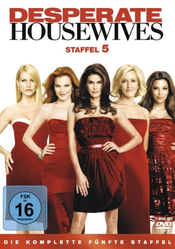 Desperate Housewives - Staffel 5: Die komplette fünfte Staffel [7 DVDs]