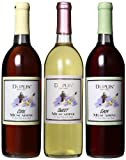 Duplin Winery Cool Sweet and Easy Mixed Pack 3 x 750 mL