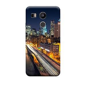 CaseLite Premium Printed Mobile Back Case Cover With Full protection For LG Nexus 5X (Designer Case)
