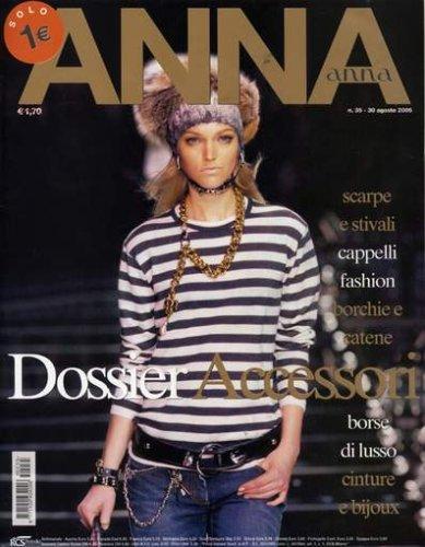 Anna - Italy