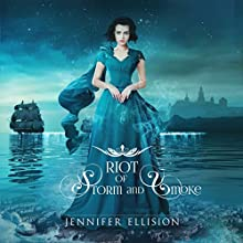 Riot of Storm and Smoke: Threats of Sky and Sea, Volume 2 Audiobook by Jennifer Ellision Narrated by Grace Glass