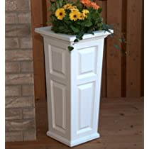 Tall Mayne Nantucket  Patio Planter