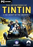 The Adventures Of Tintin: The Secret Of The Unicorn The Game (PC DVD)