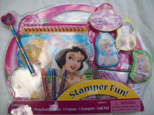 Disney Princess Stamper Fun!