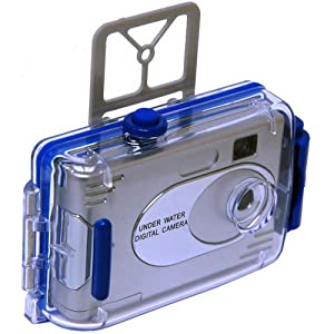 Digital Concepts Aqua Shot VGA Under Water Digital Camera (Color May Vary)