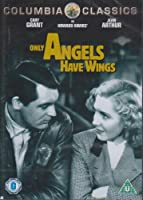 Only Angels Have Wings [DVD]