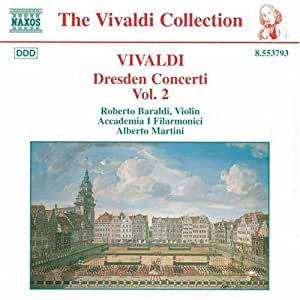 The Vivaldi Collection (Dresden-Konzerte Vol. 2)
