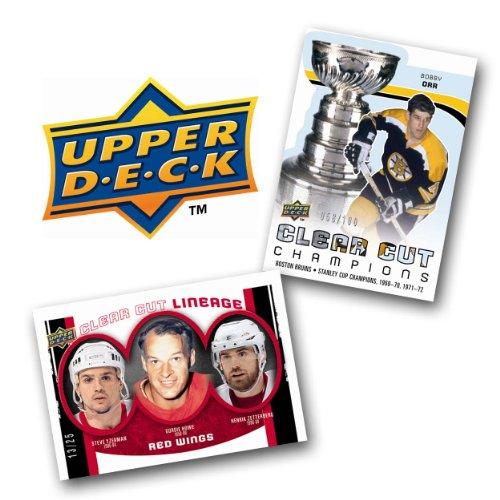 2010/11 Upper Deck 1 Hockey box (24 pk HOBBY)