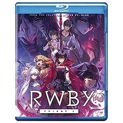 RWBY: Volume 5 [Blu-ray]