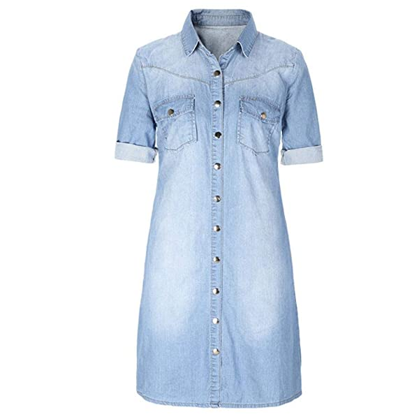 750cfb54708 DEATU Women Mini Dress