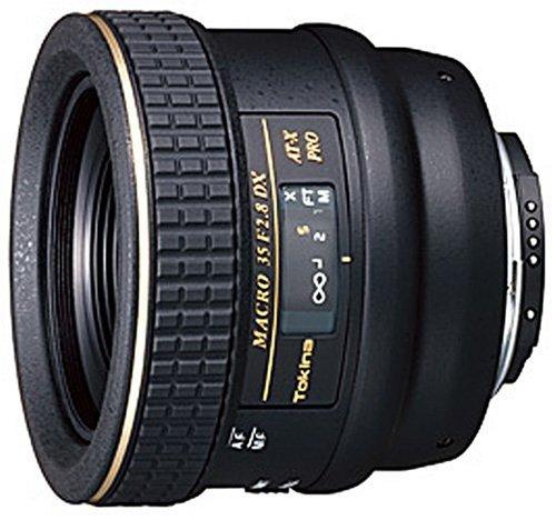 Tokina ATX M35 PRO DX AF35mm F/2.8 Macro - Nikon