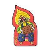 Yakshagana Drummer Magnet