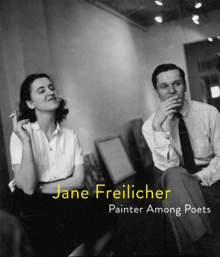 By Jenni Quilter Jane Freilicher: Painter Among Poets (First Edition) [Hardcover] (Jenni Quilter compare prices)