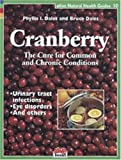 img - for Cranberry (Natural Health Guide) book / textbook / text book