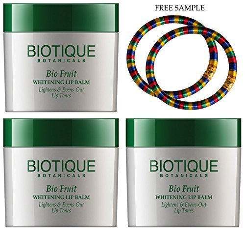 biotique-fruit-whitening-lip-balm-12g-pack-of-3-free-expedited-shipping-via-dhl-express-delivery-in-