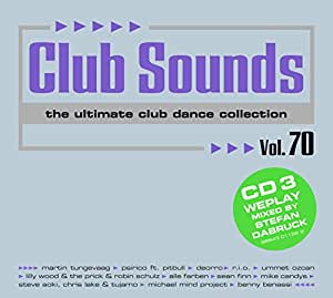 Club Sounds,Vol. 70