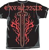 Fate/stay night エクスカリバーオルタTシャツ ブラック:XL