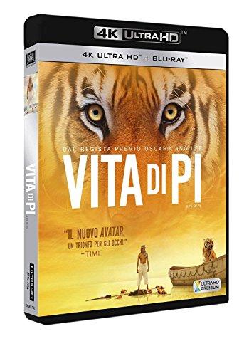 Vita di Pi (Blu-Ray Uhd + Blu-Ray)