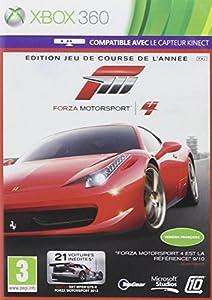 Forza motorsport 4 - édition jeu de course de l'année