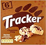 Tracker Chocolate Chip Bars (6x26g)