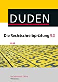 Software - DUDEN Rechtschreibpr�fung f�r Microsoft Office PLUS 9.0