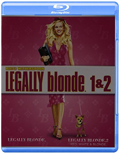 """legally blonde movie review I couldn't help myself i just couldn't help myself i liked this movie """"legally blonde 2: red, white & blonde"""" has an underlying charm that drags its."""