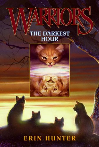 Cover of The Darkest Hour (Warriors, Book 6)
