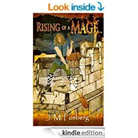 The Rising of a Mage Trilogy (books 1-3)