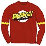 Big Bang Theory Bazinga Knit Sweater (Medium)