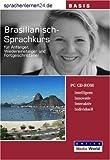 echange, troc Udo Gollub - Sprachenlernen24.de Brasilianisches Portugiesisch-Basis-Sprachkurs CD-ROM für Windows/Linux/Mac OS X (Livre en allemand)