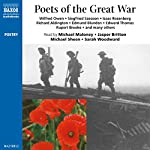 Poets of the Great War | Wilfred Owen,Siegfried Sassoon,Isaac Rosenberg