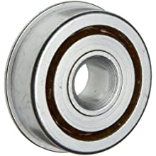 "Kilian F-750-21 1/2"" Bore, 1-3/4"" Minor Diameter, 1-7/8"" Flange Diameter, 9/16"" Wide Flanged Bearing"