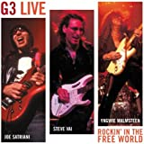 G3 Live: Rocking In The Free World
