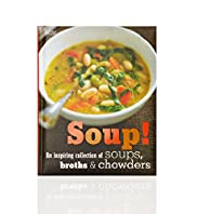 Soup Recipe Book