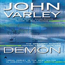 Demon: Gaean Trilogy, Book 3 (       UNABRIDGED) by John Varley Narrated by Allyson Johnson